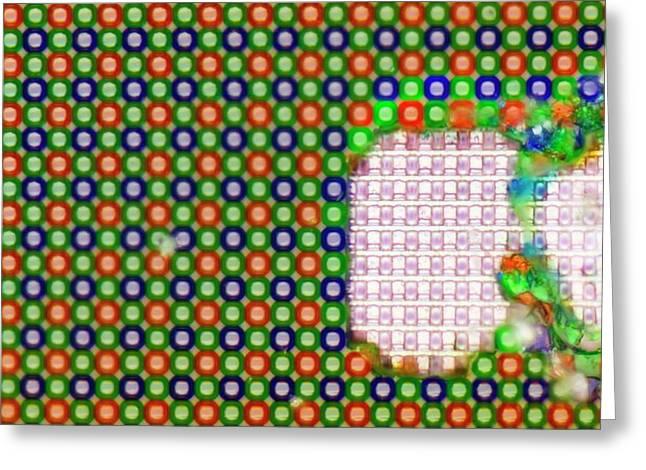 View Similar Art. Ccd Camera Sensor Greeting Card 6d566338b1f3
