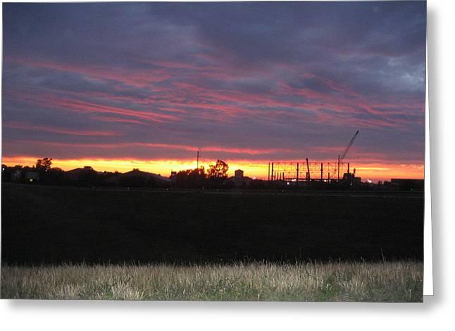 Cedar Point - 121212 Greeting Card by DC Photographer