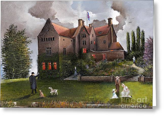 Chartwell Greeting Card