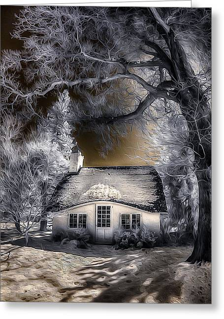 Children's Cottage Greeting Card