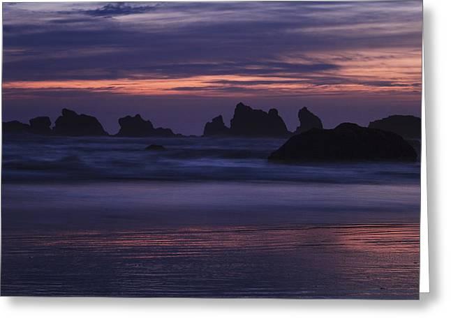 Coastal Reflections Greeting Card