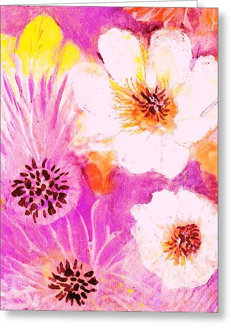 Come Spring Greeting Card by Anne-Elizabeth Whiteway