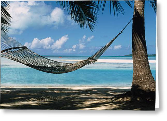 Cook Islands South Pacific Greeting Card