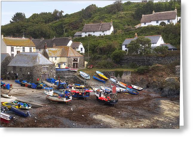 Cornwall - Cadgwith Greeting Card