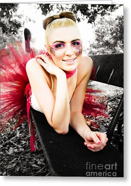 Cosmetics Greeting Card by Jorgo Photography - Wall Art Gallery