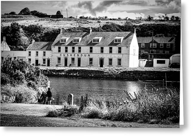 Cushendun Hotel Greeting Card