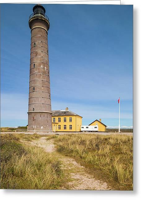 Denmark, Jutland, Skagen, Skagen Greeting Card