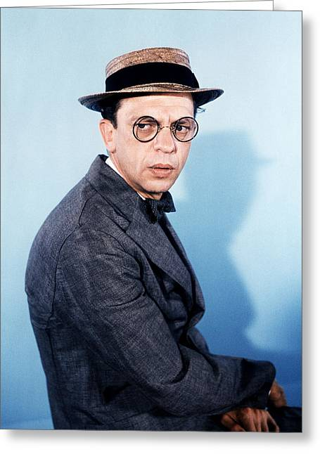 Don Knotts Greeting Card