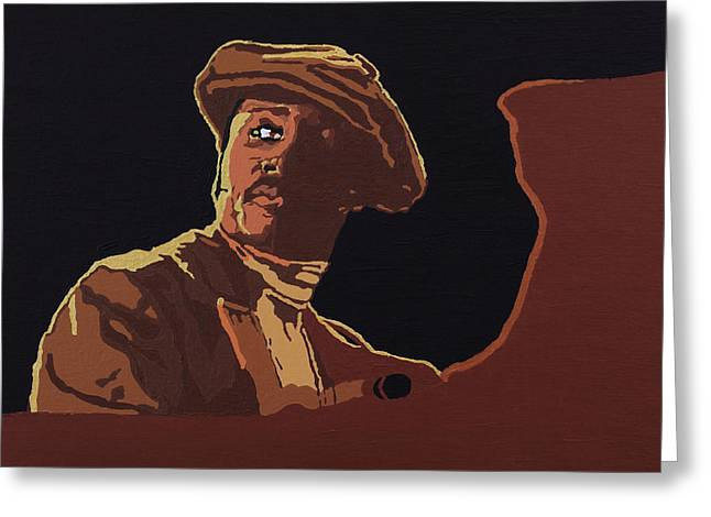 Donny Hathaway Greeting Card