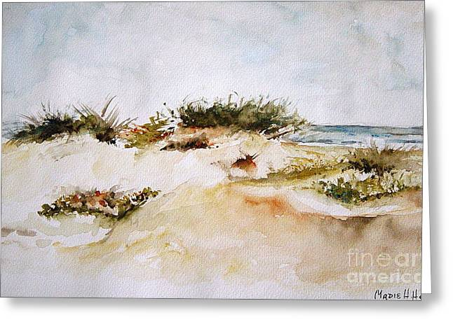 Dunes I Greeting Card