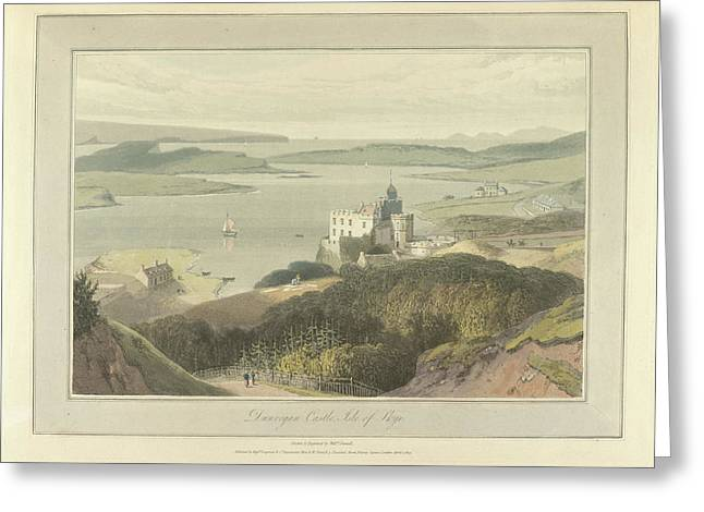 Dunvegan Castle Greeting Card by British Library