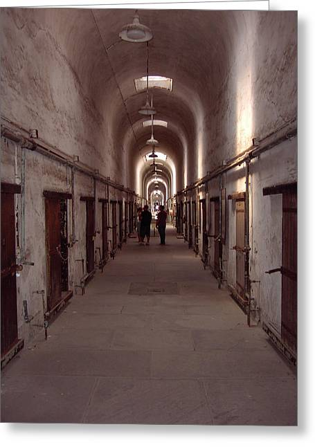 Eastern State Penitentiary Greeting Card