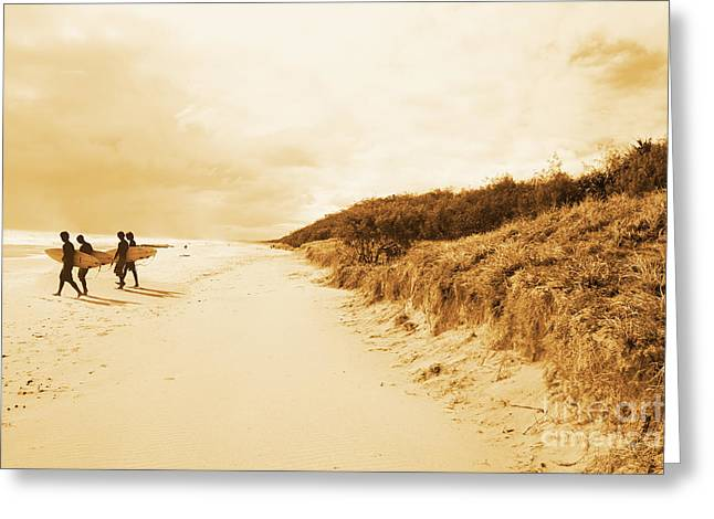 Endless Summer Greeting Card by Jorgo Photography - Wall Art Gallery