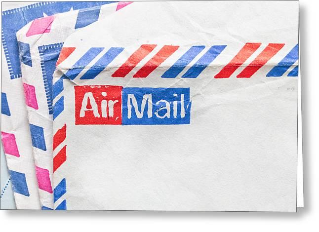 Envelopes Greeting Card