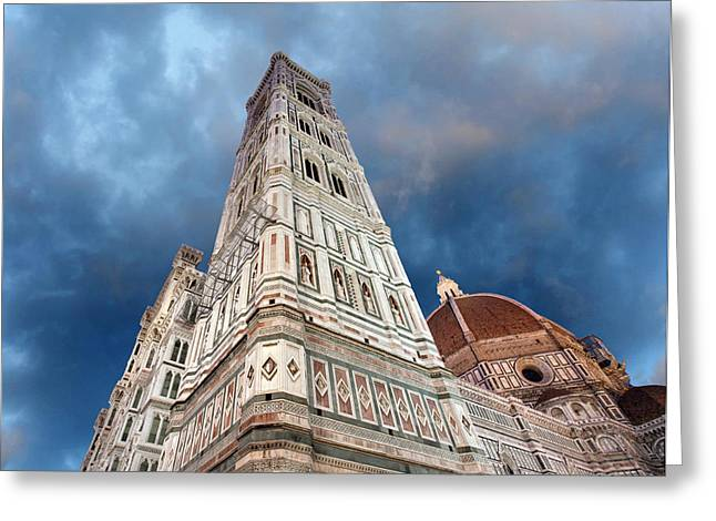 Europe, Italy, Florence Greeting Card by Jaynes Gallery