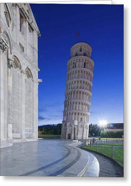 Europe, Italy, Tuscany, Pisa, Cathedral Greeting Card by Rob Tilley