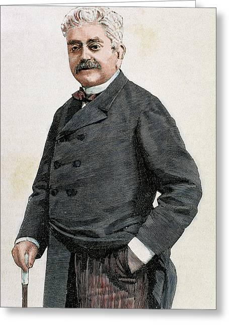 Evaristo Arnaus Y De Ferrer (1820-1890 Greeting Card by Prisma Archivo
