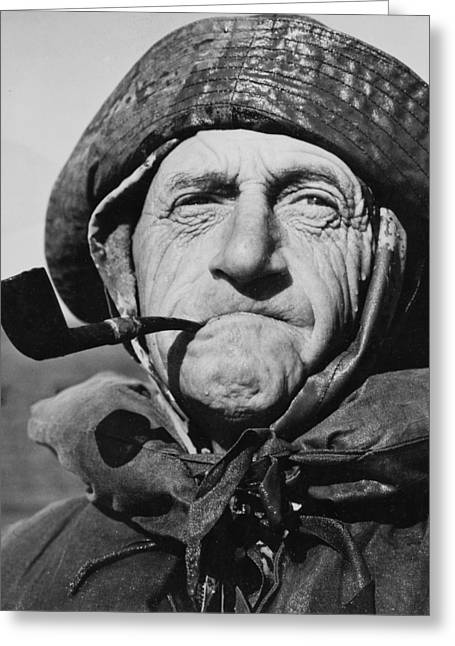Faces Of World War II Greeting Card by Mountain Dreams