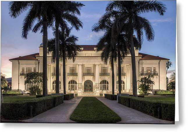 Flagler Museum Greeting Card