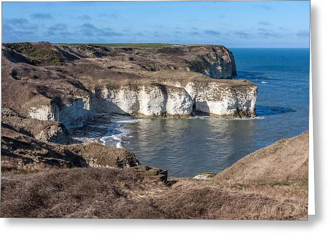 Flamborough Head Greeting Card