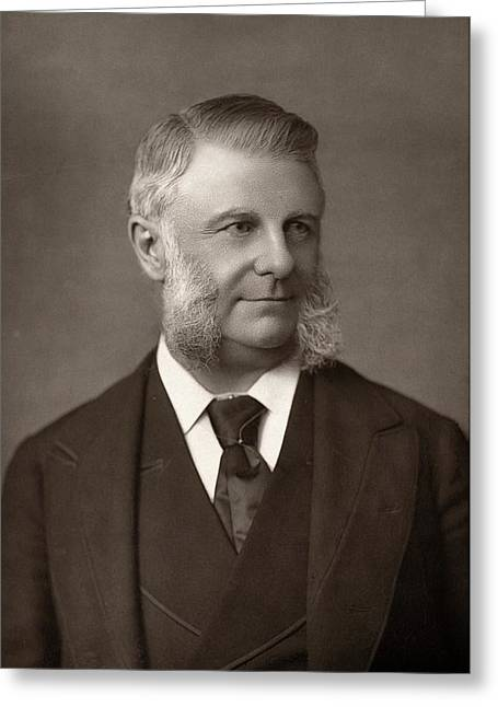 Frederick Augustus Abel Greeting Card by Universal History Archive/uig