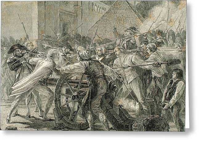 French Revolution Greeting Card
