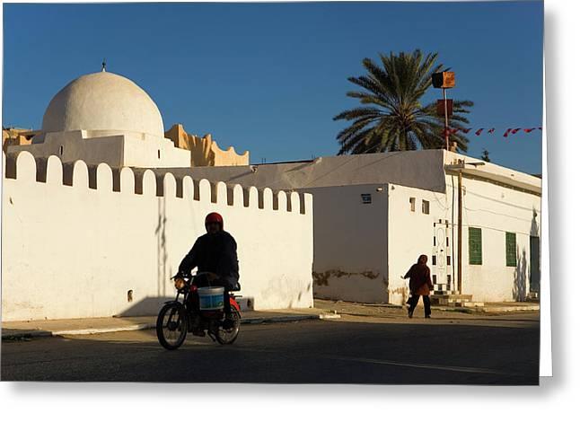 Gafsa Greeting Card