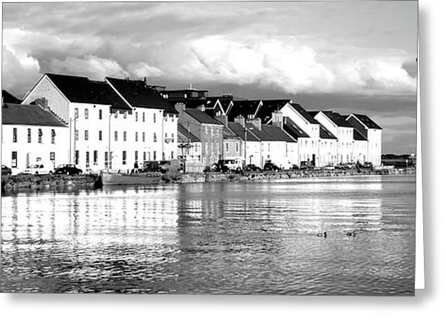 Galway, Ireland Greeting Card by Panoramic Images
