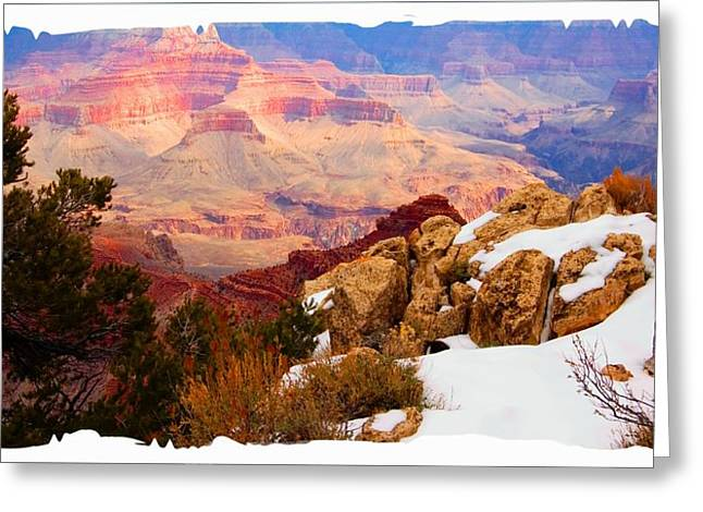 Grand Canyon Arizona Greeting Card