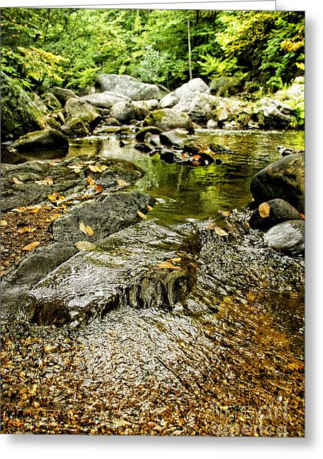 Granville Gorge Greeting Card
