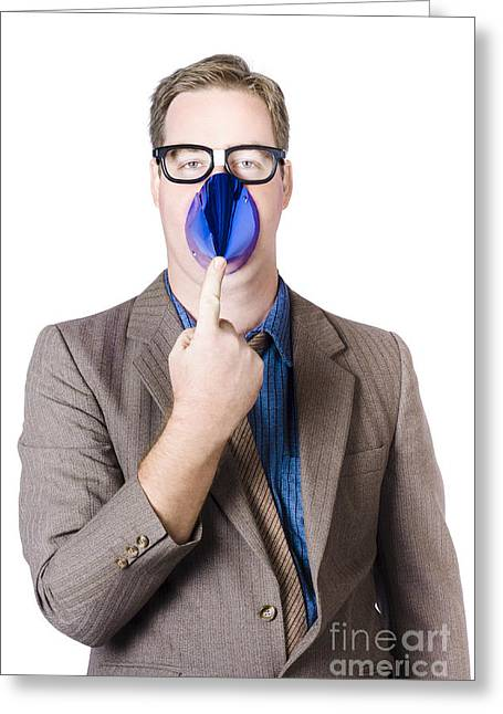 Groom Getting Buck Wild. Bucks Party Celebration Greeting Card by Jorgo Photography - Wall Art Gallery
