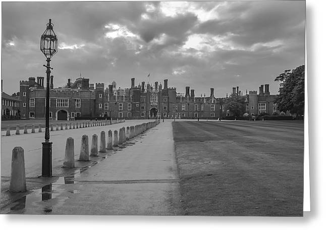 Hampton Court Greeting Card