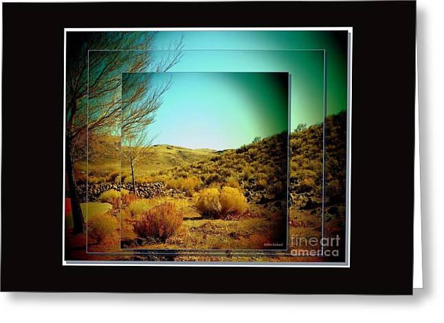 High Desert Greeting Card