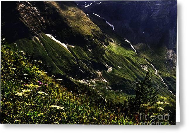 Hohe Tauern National Park Austria Greeting Card by Gerlinde Keating - Galleria GK Keating Associates Inc