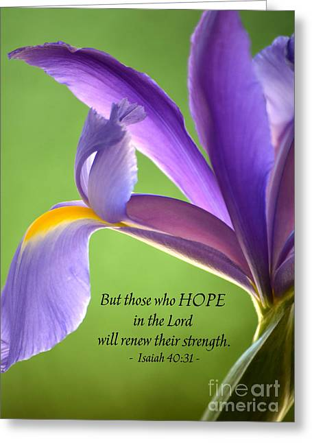 Hope Greeting Card