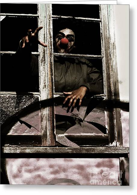 Horror Greeting Card by Jorgo Photography - Wall Art Gallery