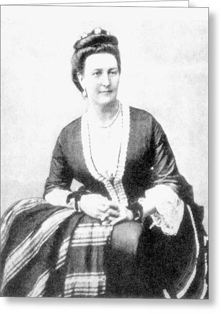 Isabel Burton (1831-1896) Greeting Card