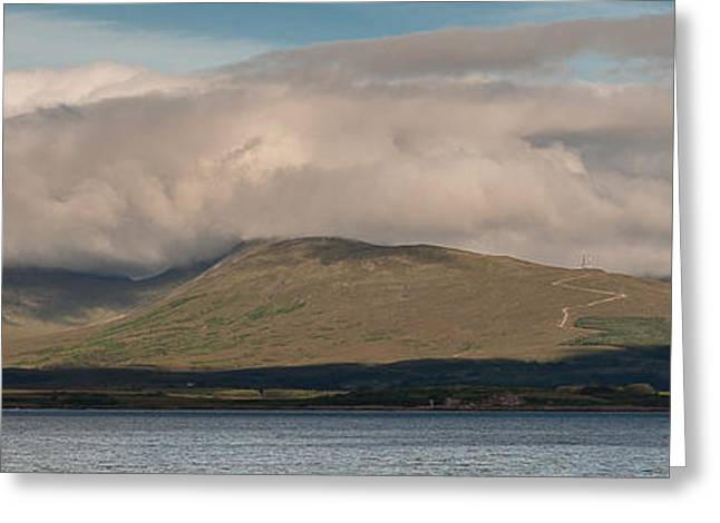 Greeting Card featuring the photograph Isle Of Mull by Sergey Simanovsky