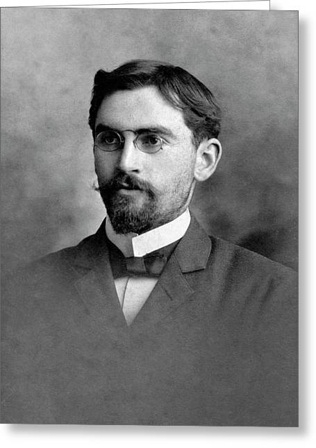 J. Russell Smith Greeting Card by American Philosophical Society