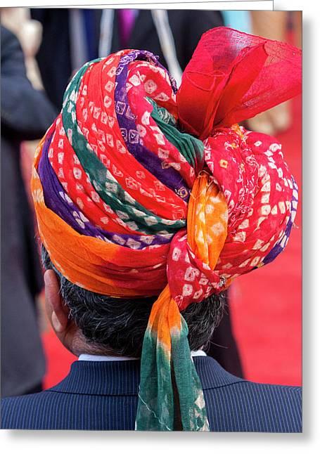 Jaipur, Rajasthan, India Greeting Card