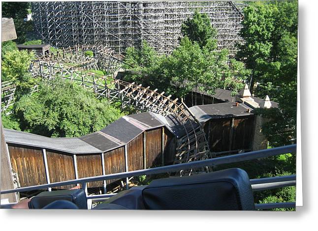 Kings Island - 121220 Greeting Card by DC Photographer