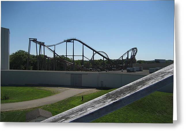 Kings Island - 121228 Greeting Card by DC Photographer
