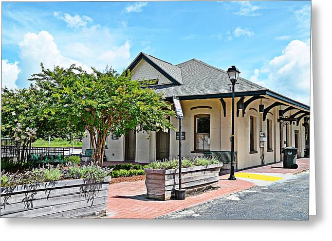 Kingstree Depot Greeting Card