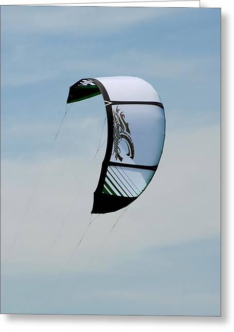 Kite Surfing 59 Greeting Card