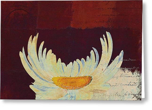 La Marguerite - 049143067 Greeting Card