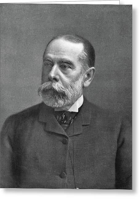 Lawrence Godkin (1831-1902) Greeting Card