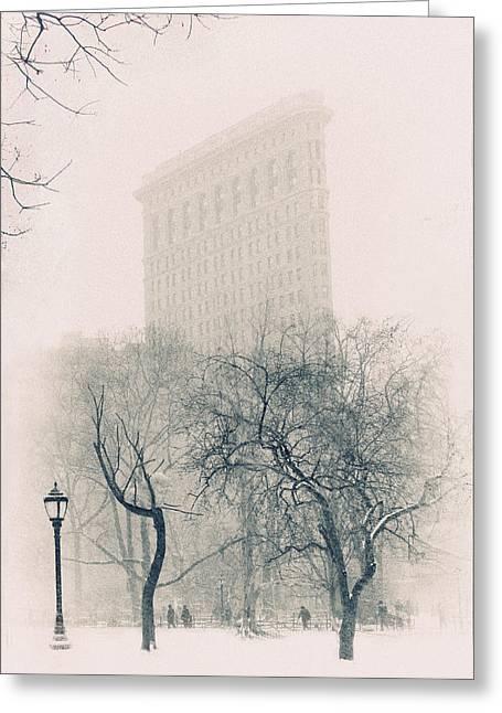 Madison Square Park Greeting Card