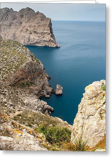 Mallorca View Greeting Card