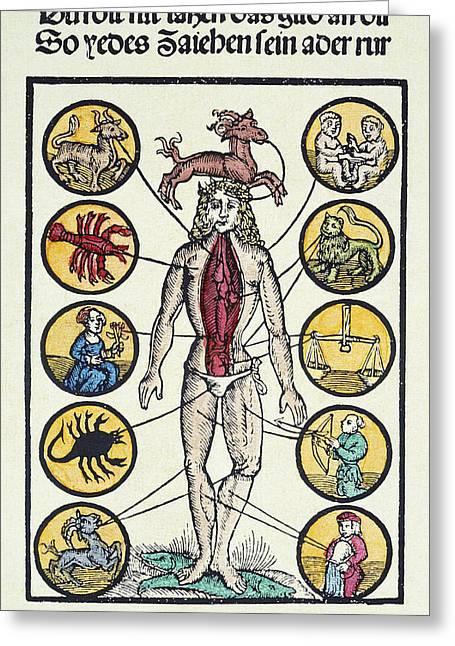 Man Of Sorrow, 1512 Greeting Card by Granger