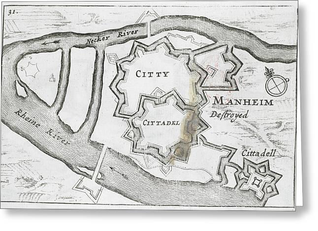 Mannheim Greeting Card